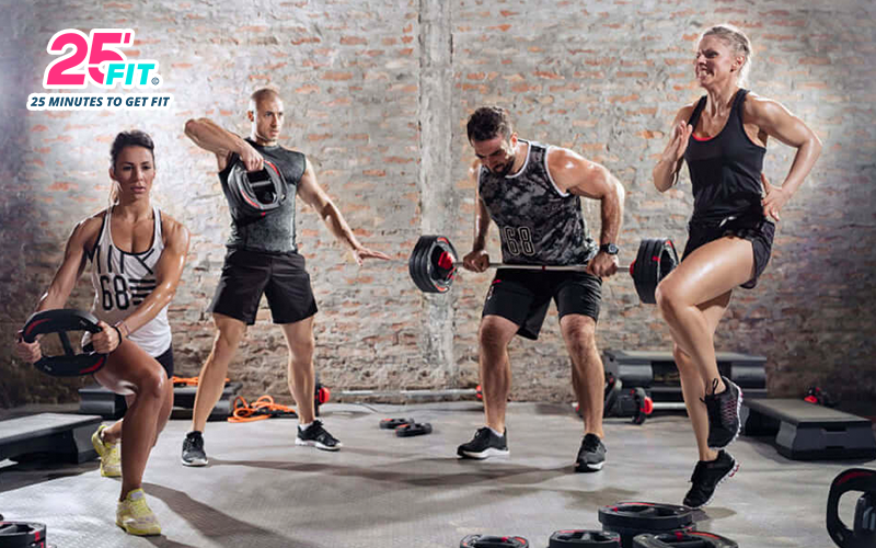 Đổ mồ hôi có liên quan đến hiệu quả tập luyện không?