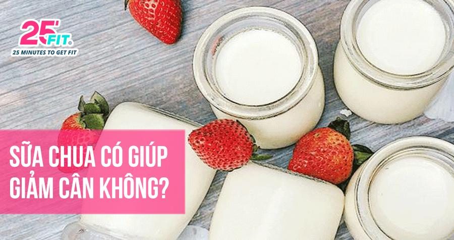 Ăn sữa chua có giúp bạn giảm cân không?
