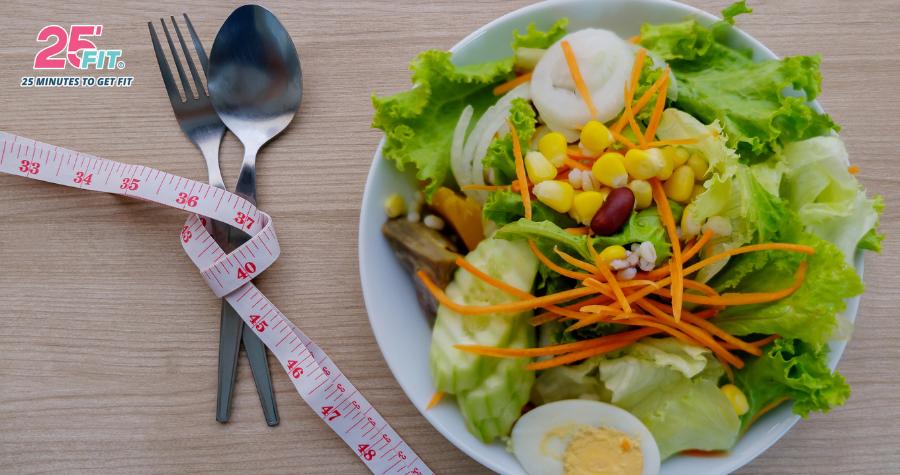Ăn gì để giảm cân? Gợi ý thực đơn giảm cân trong ngày
