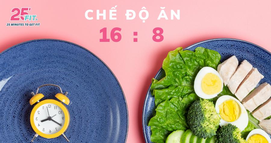 Chế độ ăn 16:8 là gì? Có giúp giảm cân hiệu quả không?