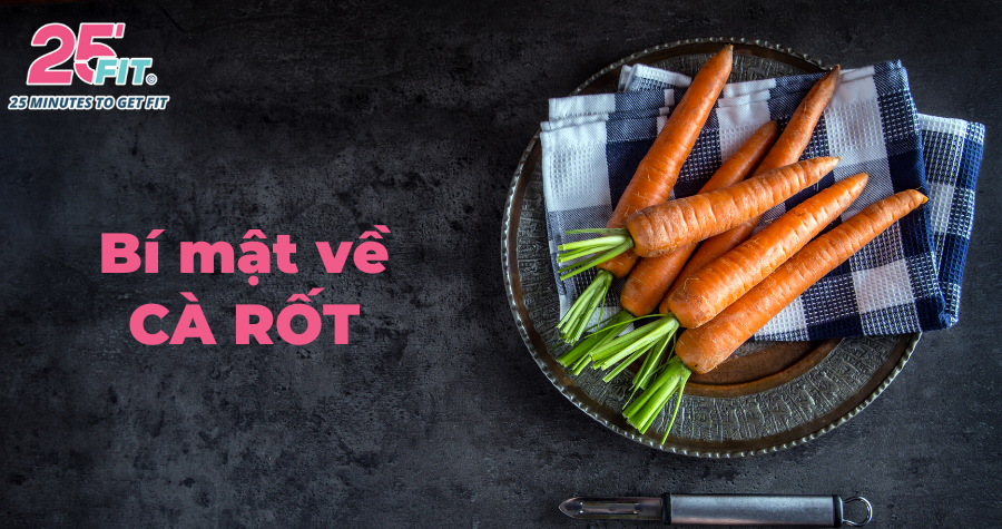 Ăn cà rốt có tác dụng gì cho sức khỏe?